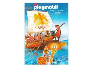 Playmobil - 30840256/01.2006-ger - Neuheiten Katalog 2006