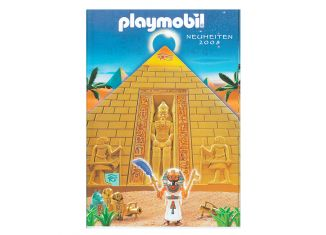 Playmobil - 30840256/01.2008-ger - Neuheiten Katalog 2008