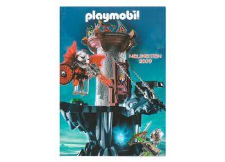 Playmobil - 30840256/01.2009-ger - Neuheiten Katalog 2009