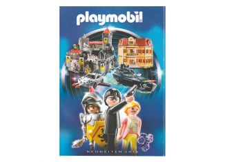 Playmobil - 30840256/01.2010-ger - Neuheiten Katalog 2010