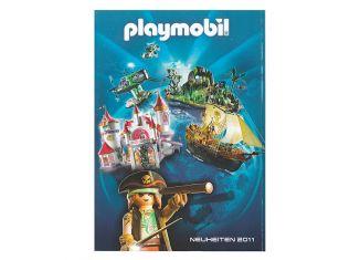 Playmobil - 30840256/01.2011-ger - Neuheiten Katalog 2011