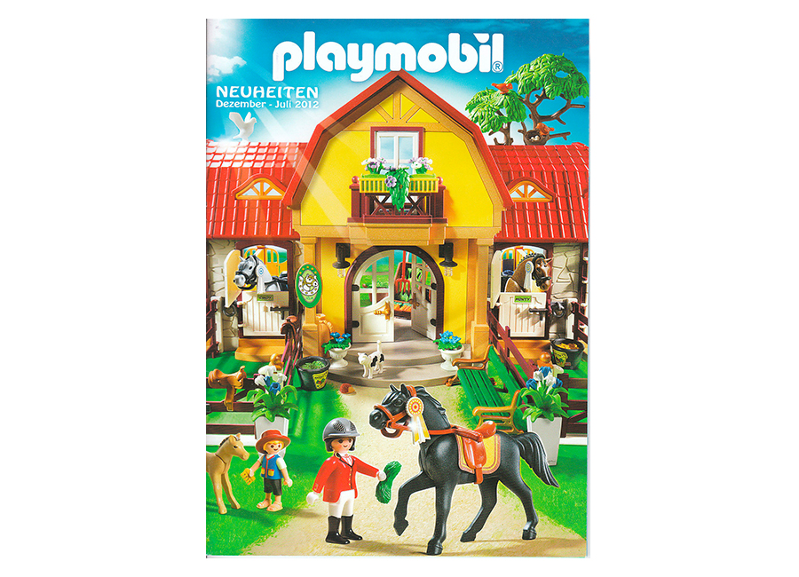 Playmobil Set 30847262092011 Ger Neuheiten Katalog 2012