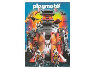 Playmobil - 30840256/01.2013-ger - Neuheiten Katalog 2013