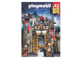 Playmobil - 30840256/01.2014-ger - Neuheiten Katalog 2014