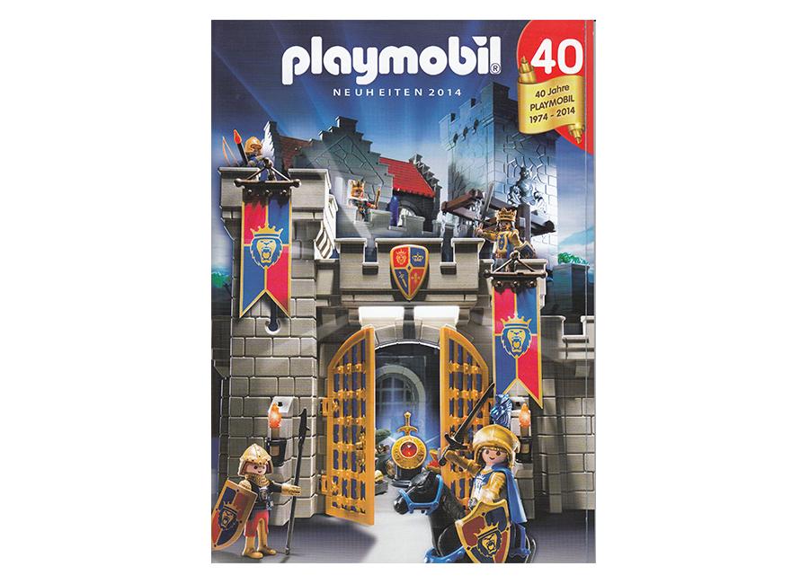 Playmobil Set 30840256012014 Ger Neuheiten Katalog 2014