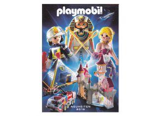 Playmobil - 30840256/01.2016-ger - Neuheiten Katalog 2016
