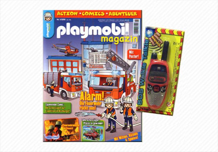 Playmobil MC Nr 1-10 mit Europa-Zeichen PD018