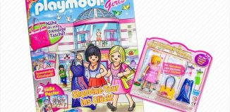 Playmobil - 00000-ger - Playmobil Girls Magazin 05/2013 (Heft 6)