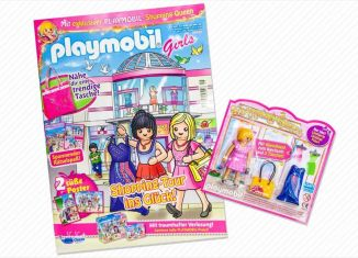 Playmobil - 00000-ger - Playmobil Girls Magazin 05/2013 (Heft 6)
