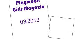 Playmobil - 00000-ger - Playmobil Girls Magazin 03/2013 (Heft 4)