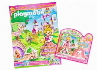 Playmobil - 00000-ger - Playmobil Girls Magazin 06/2013 (Heft 7)