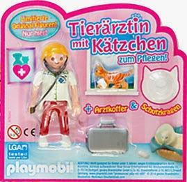 Playmobil 80540-ger - Playmobil Girls Magazin 01/2014 (Heft 8) - Box