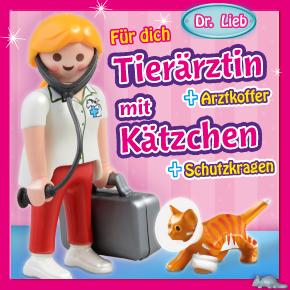 Playmobil 80540-ger - Playmobil Girls Magazin 01/2014 (Heft 8) - Back