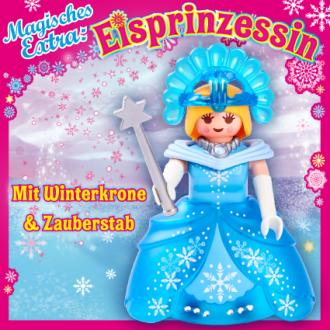 Playmobil 80554-ger - Playmobil Girls Magazin 01/2015 (Heft 13) - Back