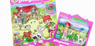 Playmobil - 00000-ger - Playmobil Girls Magazin 03/2015 (Heft 15)