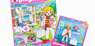 Playmobil - 00000-ger - Playmobil Girls Magazin 06/2015 (Heft 18)