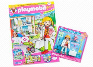 Playmobil - 00000-ger - Playmobil Girls Magazin 06/2015 (Heft 18)