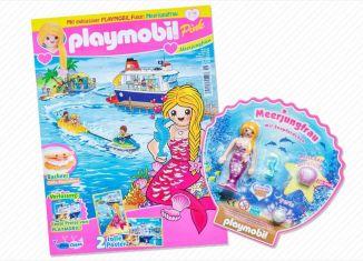 Playmobil - 00000-ger - Playmobil Magazin Pink 05/2016 (Heft 23)