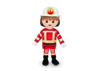Playmobil - 00000 - Plüsch Feuerwehrmann (20cm)