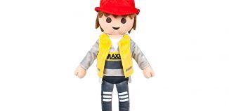 Playmobil - 00000 - Stuffed Builder (20 cm.)