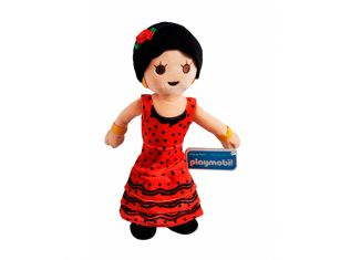 Playmobil - 00000 - Stuffed Flamenco Dancer (30 cm.)