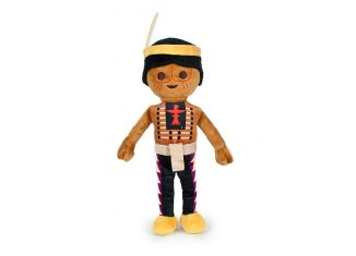 Playmobil - 00000 - Stuffed Indian (20 cm.)