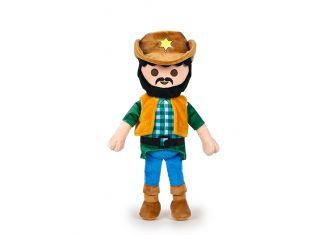 Playmobil - 00000 - Stuffed Sheriff (20 cm.)