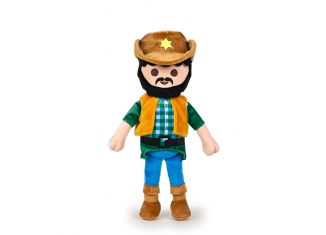 Playmobil - 00000 - Stuffed Sherif (30 cm.)