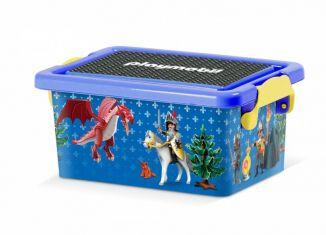 Playmobil - 00000 - 3,7L Storage Box - Knights