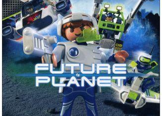 Playmobil - 85407 - DVD Future Planet