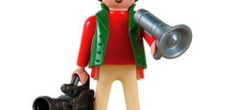 Playmobil - LADLH-53 - Film director