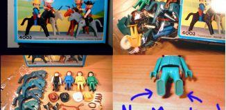 Playmobil - 4003-lyr - New Lyra 4003
