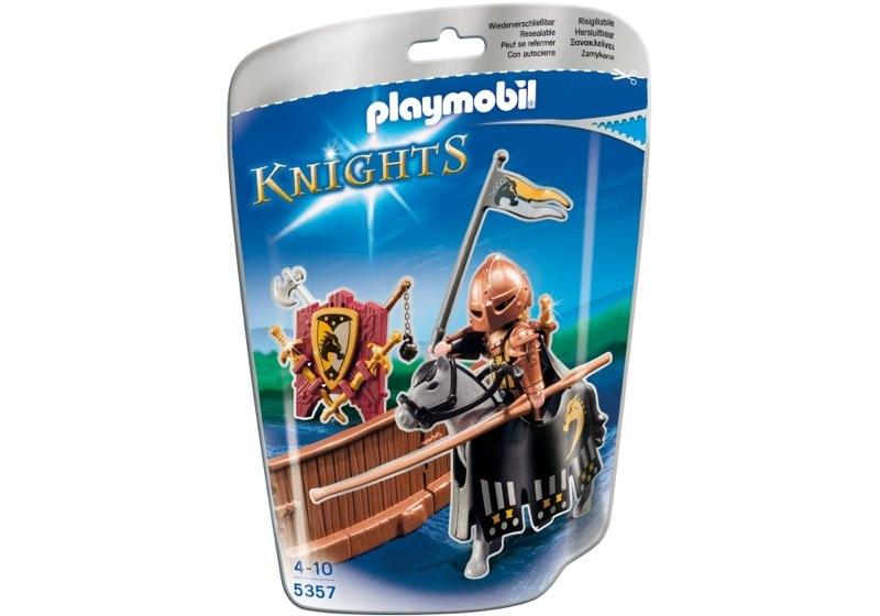 Playmobil 5357 - Wild Horse Tournament Knight - Box