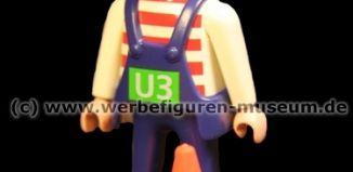 Playmobil - 0000-ger - Maitenance Employee (U3, 2005)