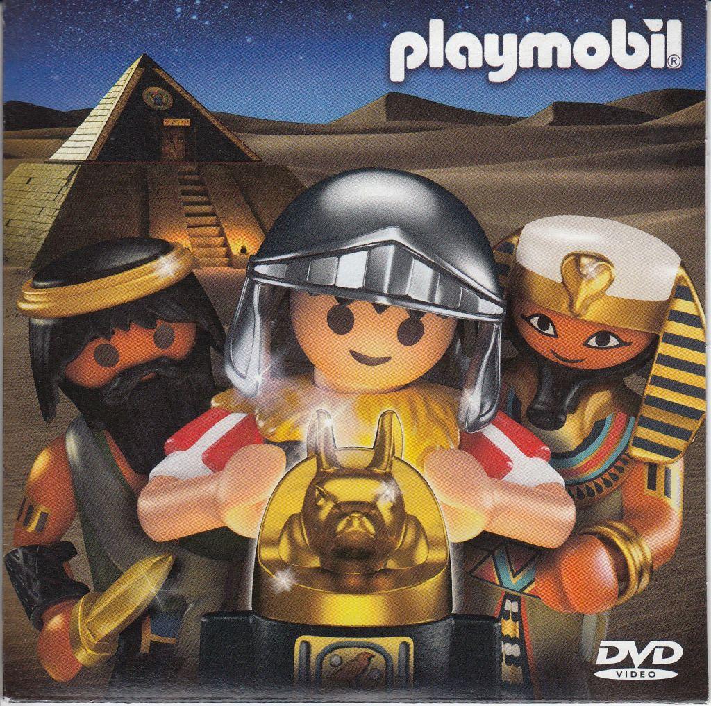 Playmobil 85163 - DVD Romans - Box