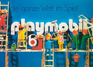 Playmobil - German Catalogues – Deutsche Kataloge – Catálogos Alemanes – Catalogues allemands