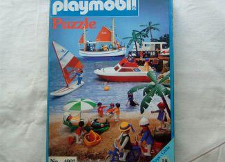 Playmobil - 4002 - Playmobil Puzzle lyra 4002