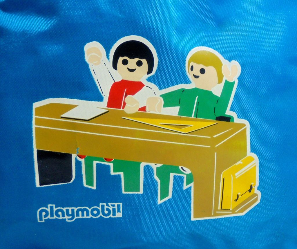 Playmobil 0000-lyr - SCHOOL BAG - Box