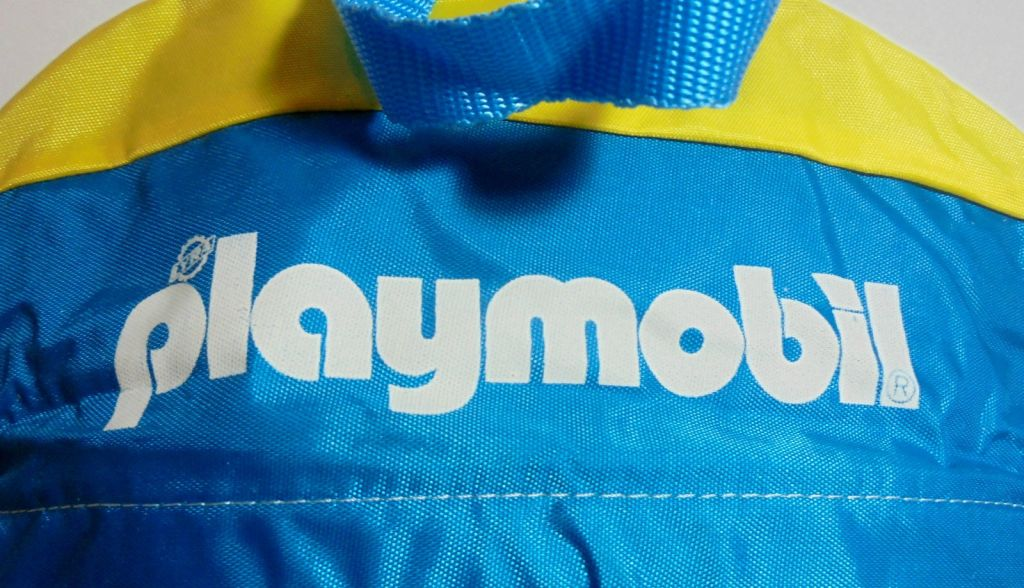Playmobil 0000-lyr - SCHOOL BAG - Back