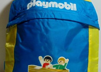 Playmobil - 0000-lyr - SCHOOL BAG