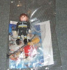 Playmobil - 0000 - Fire fighter Dräger
