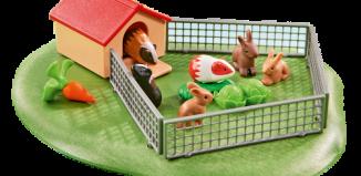 Playmobil - 6531 - Small animal enclosure