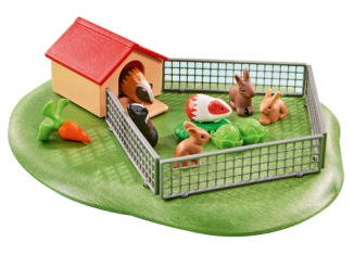 Playmobil - 6531 - Small animal enclosure