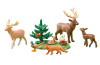 Playmobil - 6532 - Forest animals