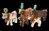 Playmobil - 6535 - Alpine cows
