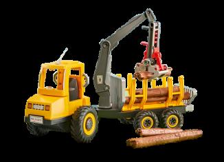 Playmobil - 6538 - Timber transport