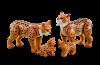 Playmobil - 6540 - Lynx Family