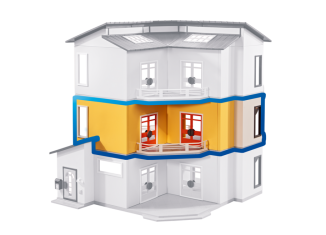 Playmobil - 6554 - Floor extension house