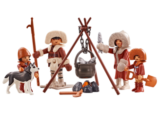 Playmobil - 6559 - Arctic Family