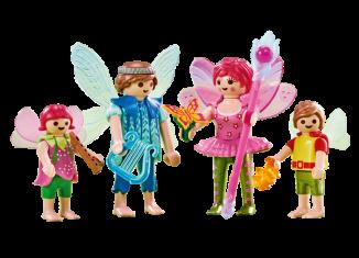 Playmobil - 6561 - Fairy Family